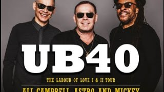 UB40 Live in concert 2016