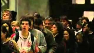 Adrea Bocelli canta a Juan Pablo II