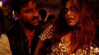 sexy deepika padukone goes clubbing  cocktail