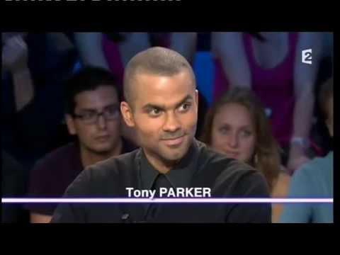 Tony Parker On n est pas couché 24 septembre 2011 ONPC