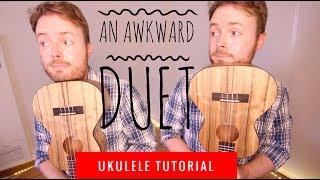 AN AWKWARD DUET (DODIE & JON COZART) - EASY UKULELE TUTORIAL!