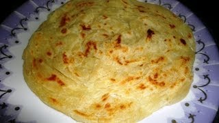 How to Cook Easy Parotta or Parata (Kerala Style) .:: by Attamma TV .::