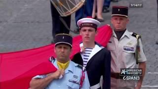 Bastille Day Parade Highlights - Paris