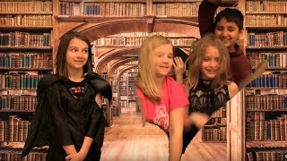 """Wizarding World: Invisibility!"" by Drama Kids STEAM Camp"