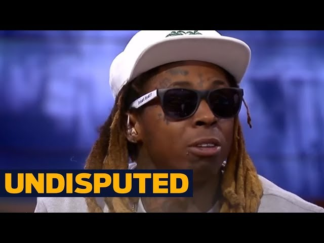 Lil Wayne joins Skip Bayless, Shannon Sharpe to react to Dez Bryant's post on race | UNDISPUTED