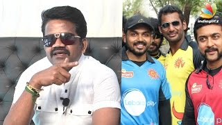 Why did Nadigar Sangam give Cricket match rights without a Tender - JK Ritheesh Interview | Vishal