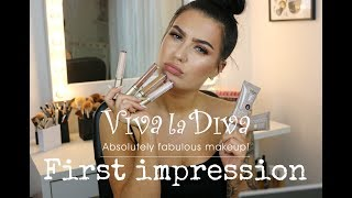 First impression | Bas från Viva la Diva