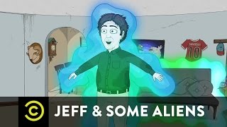 Jeff & Some Aliens - Magical Super Wonder Dream Machine