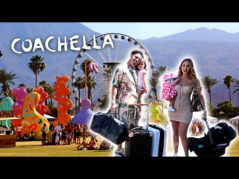 WE TOOK OUR KIDS TO COACHELLA