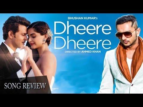 Dheere Dheere Se | Song Review | Hrithik Roshan, Sonam Kapoor | New Hindi Movie Songs Review 2015