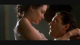Sexy Angelina Jolie - Romantic Scene - Sexy Romantic Kissing Antonio Band