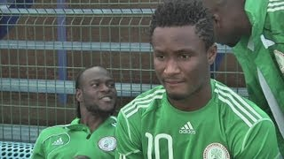 Nigeria vs Burkina Faso - Africa Cup of Nations 2013 FINAL - Nigeria hopeful on injured duo