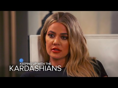 KUWTK Khloe Kardashian Says Not Having Bruce Is a Huge Blow E