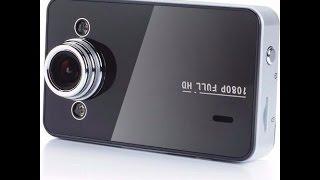 Camera Gravação Digital Veicular 1080p Full HD Noturno Foto Video Audio Segurança Carro Garagem