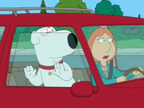 BRIAN GRIFFIN HEY OTHER DOG FUCK YOU