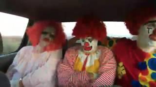 Racka Racka Livestream Ronald McDonald vs KFC sign full video