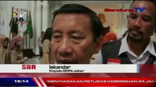 BNN TES URIN PNS PEMPROV JABAR | SEPUTAR BANDUNG RAYA MALAM | BANDUNG TV