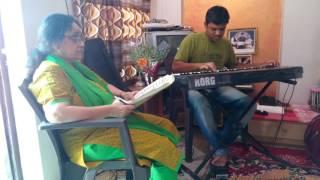 Show practice uttara kelkar with vishal pande
