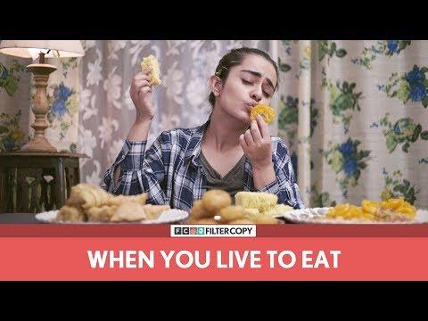 Xxx Mp4 FilterCopy Gobble When You Live To Eat Ft Apoorva Arora And Madhu Gudi 3gp Sex