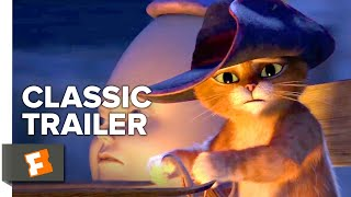 Puss in Boots (2011) Trailer #1 | Movieclips Classic Trailers