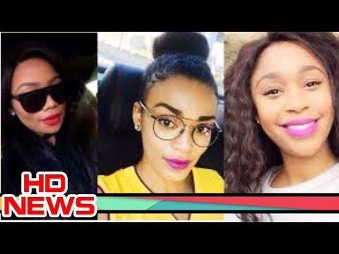 Minnie Dlamini confess why she didn't invite Pearl Thusi & Bonang Matheba to her wedding