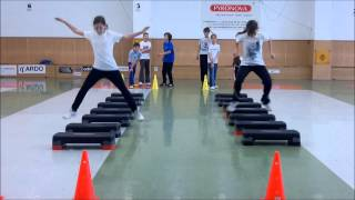 Agility training for fencing - Part I