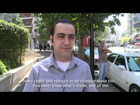 Someone like me - Palestinian Refugee in Lebanon (part 1/2)