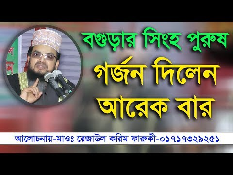 Bangla Waz Maulana Rezaul karim faruky