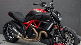 2013  DUCATI  DIAVEL CARBON W/ABS   - National Powersports Distributors