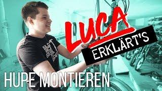 Mofakult.ch - Luca erklärt's: Hupe am Hobel montieren