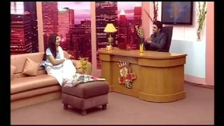 Geetha Madhuri in Full Talk Time Show