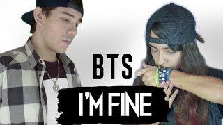 I'M FINE - BTS (cover español)