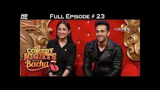 Comedy Nights Bachao - Pulkit Samrat & Yami Gautam - 13th February 2016 - Full Episode (HD)