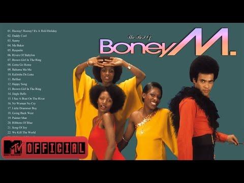 Boney M Greatest Hits Best Songs