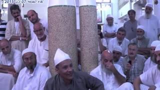 ALGERIE - الشيخ علي بن حاج : حكام تاع مظهر و بريستيج فقط