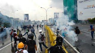فنزويلا: مروحية تلقي قنبلتين على مقر المحكمة العليا