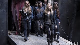The 100 After Show Season 1 Episode 13