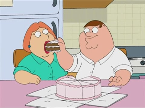 Family Guy - Lois Weight Gain