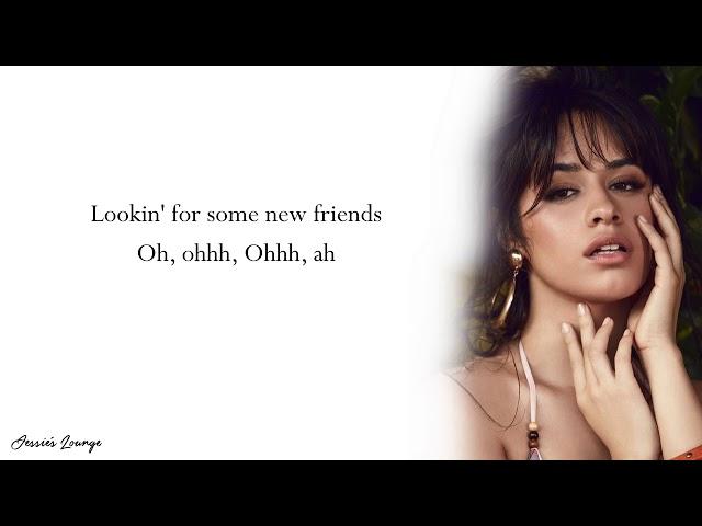 Camila Cabello - Real Friends (Lyrics)