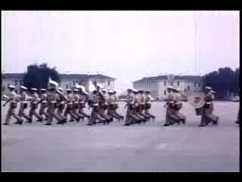 Parris Island summer 1967 film taken and since edited and im