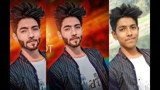 How To Create Realistic Facial Hair & CB Edit On Photoshop CC