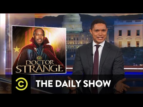 No Ben Carson Slaves Weren t Immigrants The Daily Show