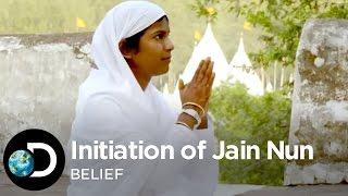 Initiation Of Jain Nun | Belief