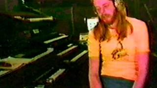 Rick Wakeman, Awaken rehearsal, Going For The One Sessions - Yes Live 1976-1977 2DVD set