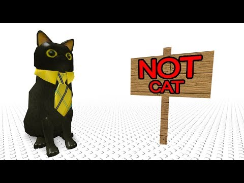 Xxx Mp4 SIR MEOWS A LOT IS NOT A CAT Roblox Movie 3gp Sex