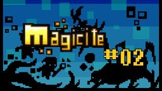 Let´s Play Together Magicite #02 [DE/HD] - Freier Fall! DURCH WÄNDE!?