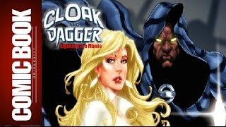 Cloak & Dagger (Explained in a Minute)   COMIC BOOK UNIVERSITY