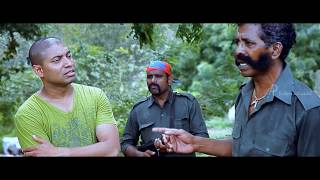 Ilakku Tamil Movie Scenes   Sheela introduces police man to Veerappan   SA Rajkumar
