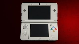 Hands-on with New Nintendo 3DS