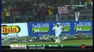 Sri Lanka v Pakistan 4th ODI 16 June 2012 - Full Highlights Part 2/4